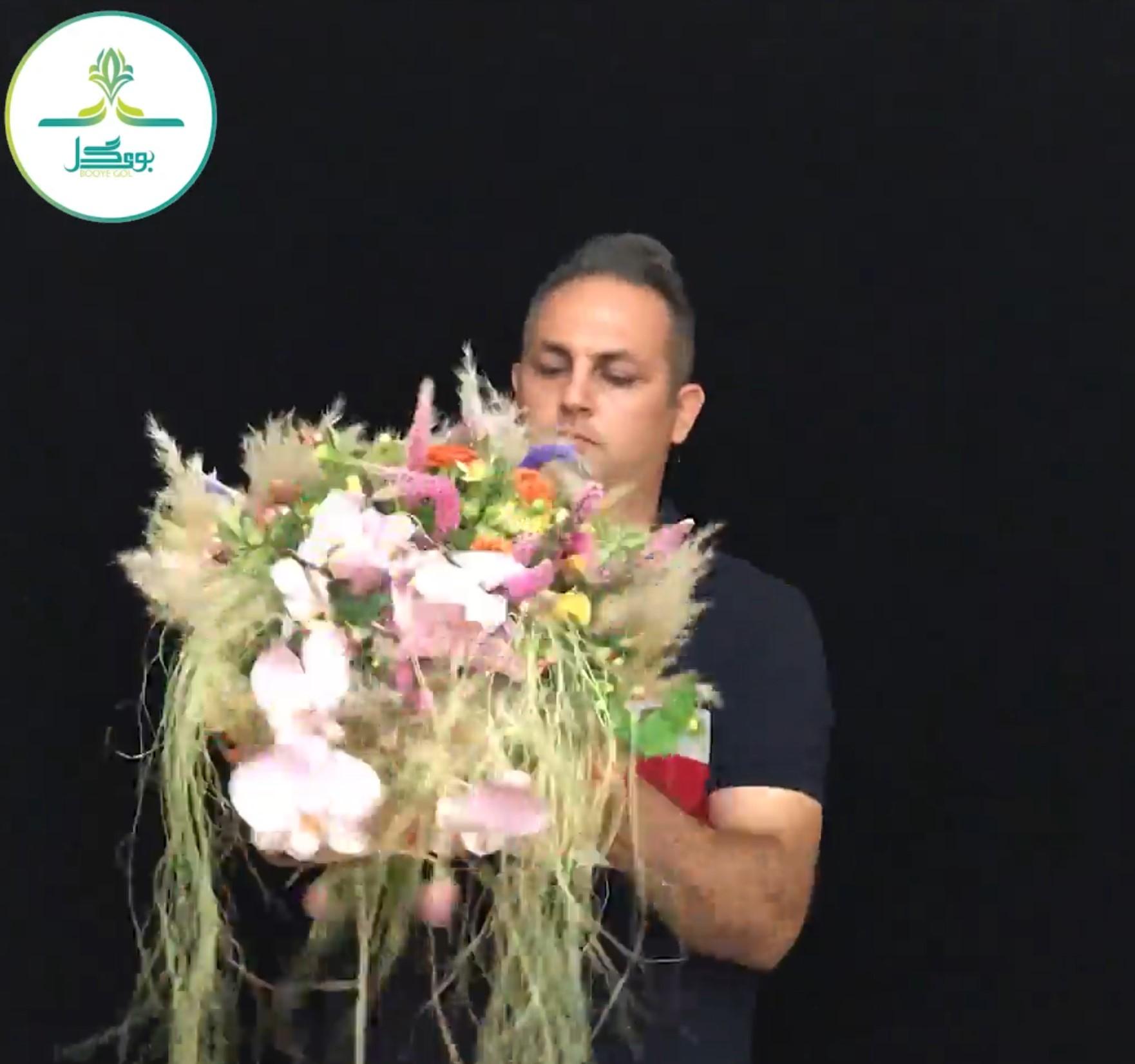 دوره تشریفات بوی گل