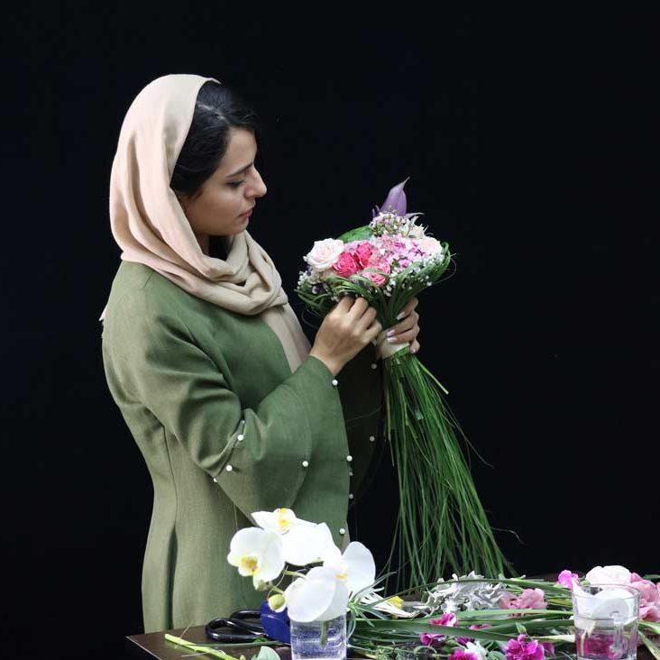 راه اندازی گل فروشی