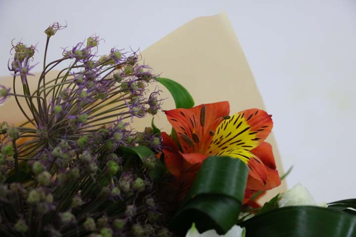انواع گل آرایی/سبک های مختلف گل آرایی/Types of flower arrangements