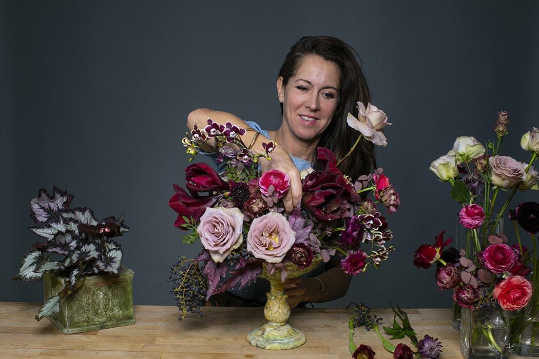 آشنایی با بهترین اساتید گل آرایی جهان